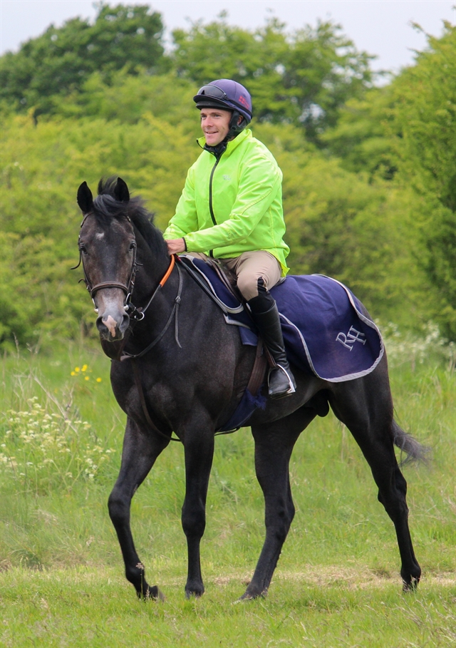 Lightening War & Tom Scudamore -